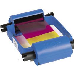 Fita Color YMCKO Zebra ZXP3 (200 Imag/Rolo)
